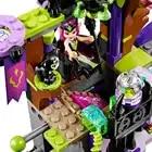 16060 в наличии фильм H бородавок замок школа Волшебная модель 6044 шт Строительный блок кирпич совместим с 71043 75948 16030/4842 игрушки - 3
