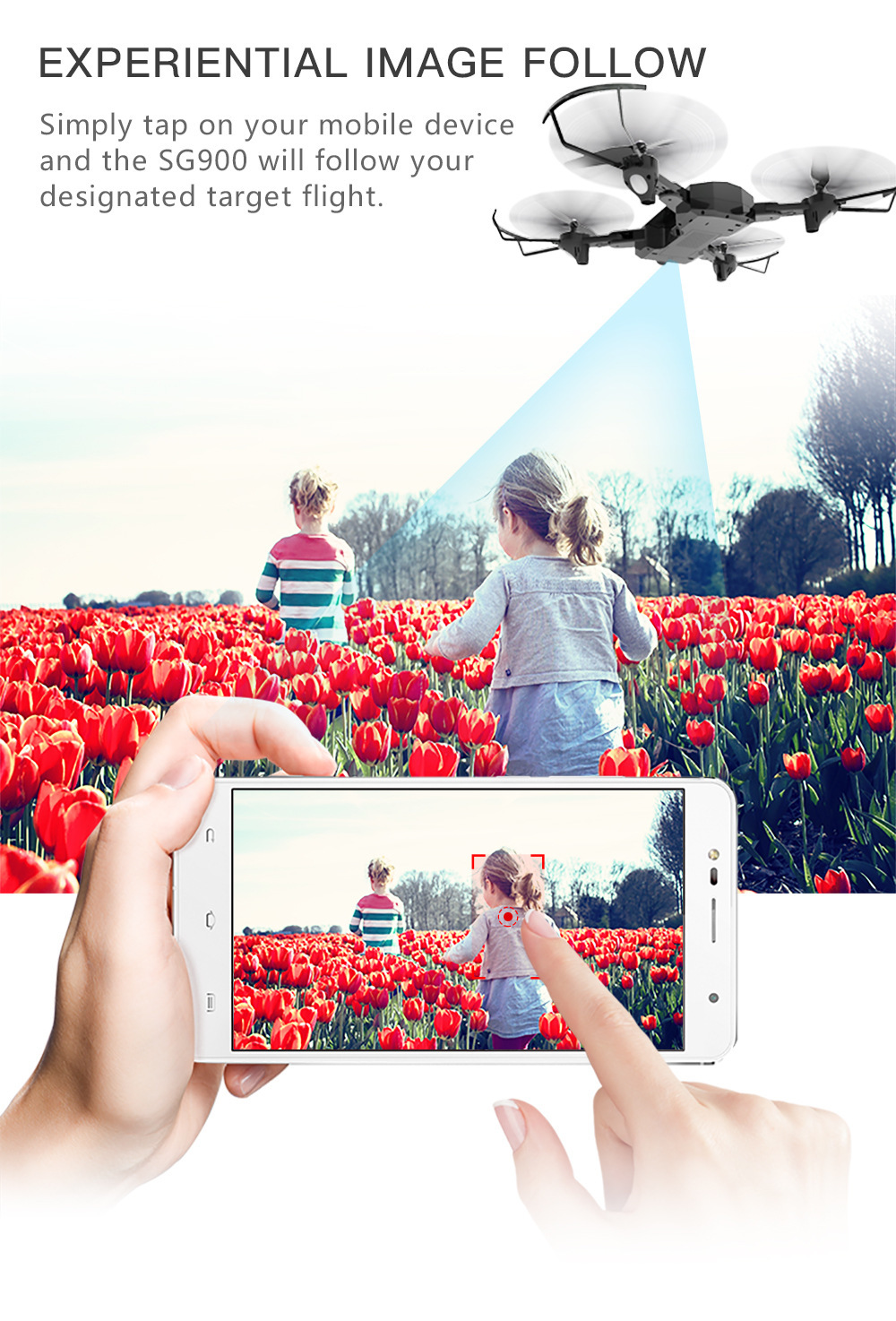 United Hubsan GPS Camera 20
