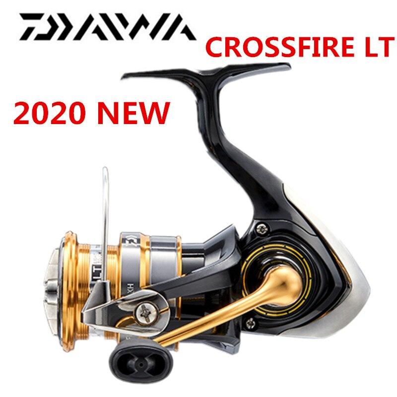 Daiwa Crossfire LT 1000 2000 2500 3000-C 4000-C Spinnrolle Angelrolle Rolle NEU