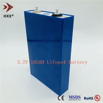 LiFePo4 3.2V 100AH Battery Lithium Cells 105ah for Lithium ion 12V 24V 36V 48V 100Ah 200Ah 300Ah Batteries Pack Deep Cycle image