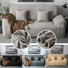 Thick Velvet sectional Sofa Covers for Living Room 3 Seater Elastic sofa Couch Cover Home Decor Sofa stretch covers Slipcovers linen fabric sofa set home furniture couch velvet cloth sofas living room sofa sectional corner sofa modern 1 1 3 seater