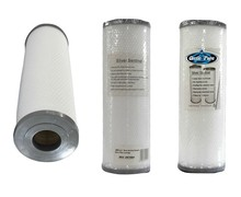 Silver Sentinel water filter 800 SQ.FT Purifies for Clear Water Remove Odors and Chemical Taste Patent spa