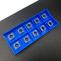 10PCS Carbide insert CCMT09T304 CCMT32.51 US735 draaien metalen tool tool draaibank tool CCMT 09T304 gezicht frees CNC tool|Draaigereedschap|Gereedschap -