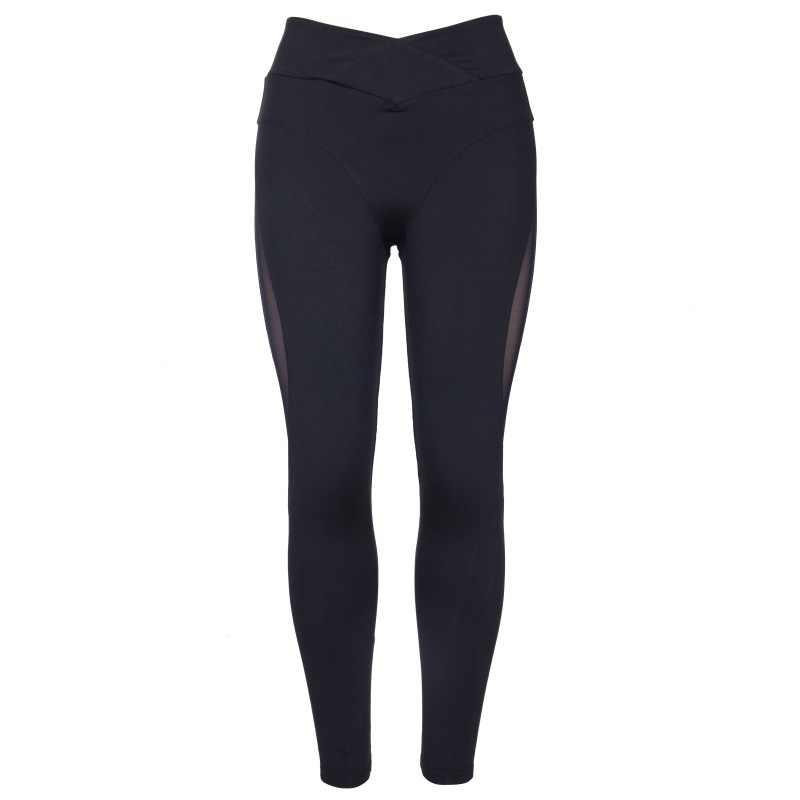 New Plus Size Leggings di Fitness Push Up a Vita Alta Sport Stretch Sexy Abbigliamento Ghette di Modo Delle Donne Tuta