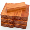 African padauk wood blank Blocks wood board wood decoration DIY Blanks wood turning blanks