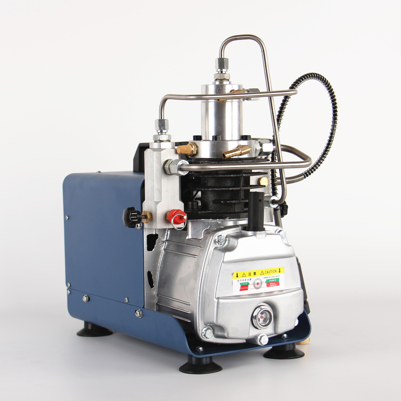 300BAR 30MPA 4500PSI Elettrico Compressore D'aria Ad Alta Pressione Pompa di Aria per il Pneumatico Ad Aria Compressa Scuba Fucile PCP Gonfiatore 220v 110v - 5