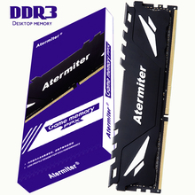 Atermiter PC3 radiator pamięć RAM moduł komputer stacjonarny DDR3 2GB 4GB 8GB 1333MHZ 1600MHZ 1866MHZ 10600 12800 RAM gry komputerowe tanie tanio CN (pochodzenie) 1866 mhz Pulpit NON-ECC Trzy Lata Pojedyncze DDR3 8G 1333MHz intel Atermiter