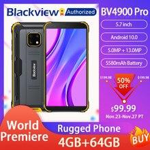Blackview a BV4900 Pro IP68 impermeable resistente teléfono inteligente 5,7