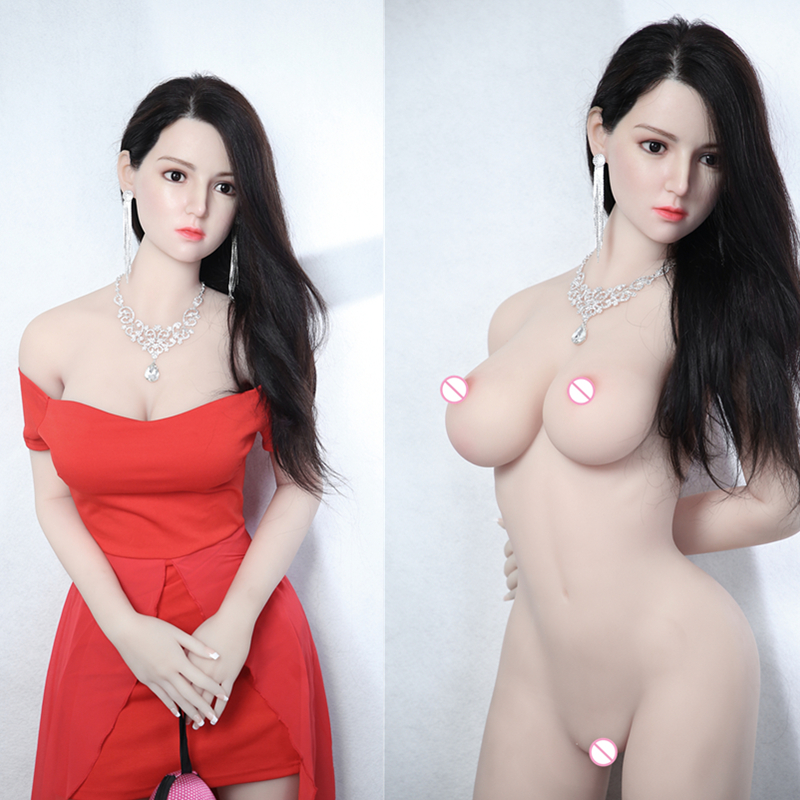 158cm Japanese Anime <font><b>Sex</b></font> <font><b>Dolls</b></font> <font><b>Asian</b></font> Breast Oral for Men Realistic Ass Bonecas De Selicone Sexo Lifelike Vagina Torse Love Toys image