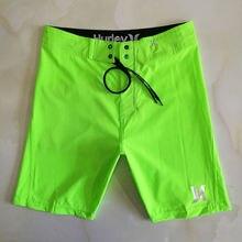 Летние пляжные шорты hurley мужские быстросохнущие Свободные