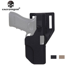 Holster Tactical-Belt Quick-Release Emersongear for 19/22/23/25-31 32-35 37 Fast-Loaded