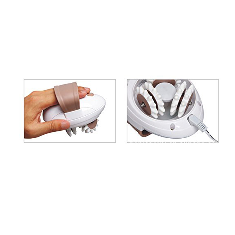 3D Electric Full Body Slimming Massager Roller For Weight Loss & Fat Burning & Anti-Cellulite Relieve Tension 2