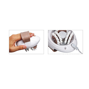 Image 2 - 3D Electric Full Body Slimming Massager Roller For Weight Loss & Fat Burning & Anti Cellulite Relieve Tension