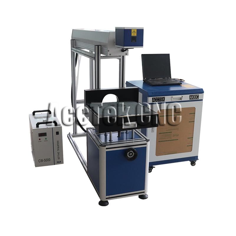 High Speed/high Precision Co2 Laser Marking Machine Laser Marking