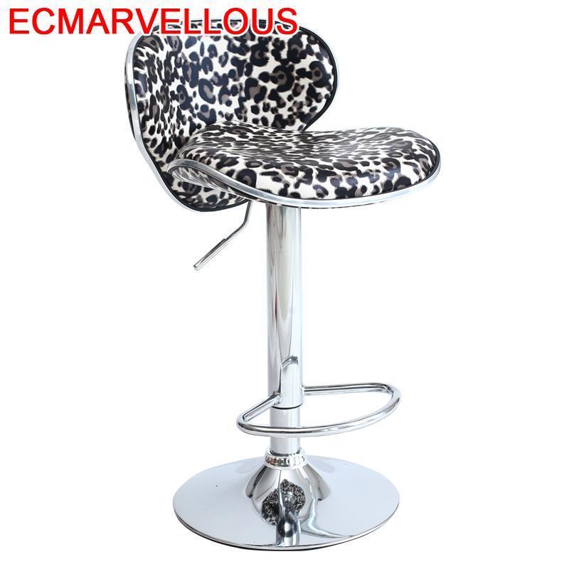 Industriel Sgabello Stoelen Comptoir Fauteuil Sandalyesi Banqueta Taburete Leather Tabouret De Moderne Cadeira Silla Bar Chair