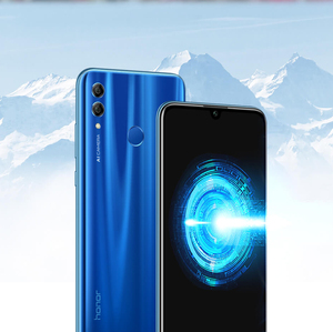 Image 3 - Honor 10 Lite Global Version MobilePhone 6.21 inch 3400mAh Android 9 24MP Camera Smartphone with Google Play OTA Update