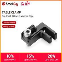 SmallRig HDMI kablo kelepçesi için SmallHD odaklama monitör kafesi 2101