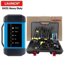 Lançamento x431 módulo resistente v3.0 para 24 v caminhão ferramenta de diagnóstico trabalho com x431 v pro3 almofada ii suporta 38 caminhão marca software