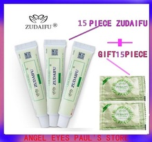 Hot selling ZUDAIFU Body Psoriasis Cream  Skin Care  ( Without Retail Box) YDQ