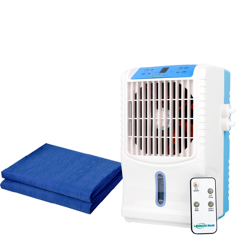 3.5L  Small Air Conditioning Fan Refrigeration Mattress Air Conditioner Cooling Fan Water Air Conditioning DC12V 1pc