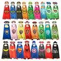 Накидки супергероев, костюмы Хеллоуина, костюм супергероя из аниме, сувениры для вечевечерние НКИ, костюм супергероя для косплея