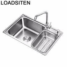 Cozinha lavabo cuba pia cozinha lavabo frigadero de cocina lavadora de louça