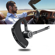 V8S Wireless Bluetooth headphones outdoor portable mini headsets stereo Business office Single ear earphone universal