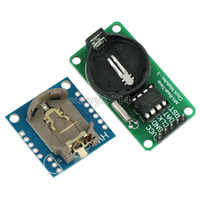 NEW DS1302 real time clock module CR2032 I2C RTC DS1307 AT24C32 Real Time Clock Module For AVR ARM PIC