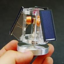 Mendocino Motor Light motive solar toy science Physics Souptoys Solar rotation Pressure reducing EDC toy