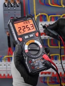 Digital Multimeter Professional HT118 1000V High-Precise Ac Dc Ohm NCV 6000 Hz Counts