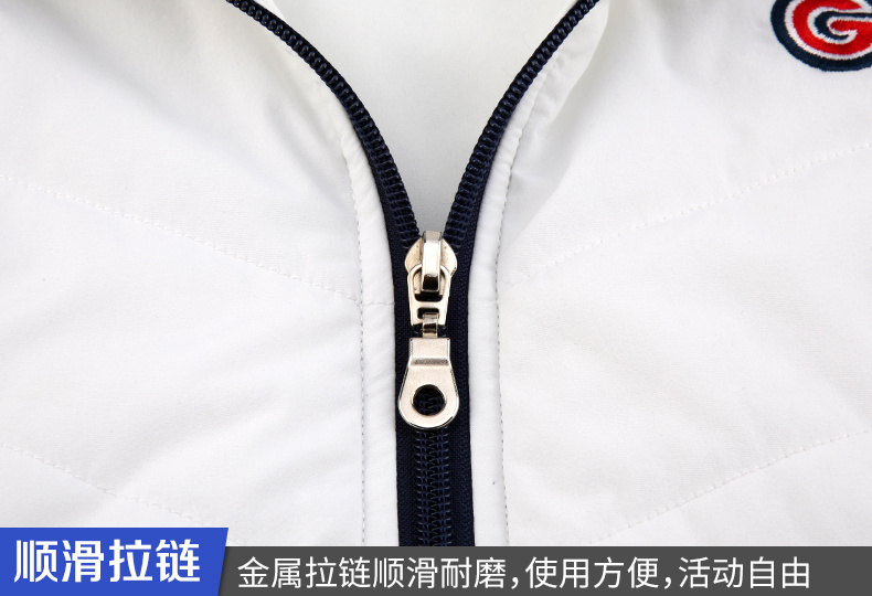 Pgm nova jaqueta de golfe de inverno