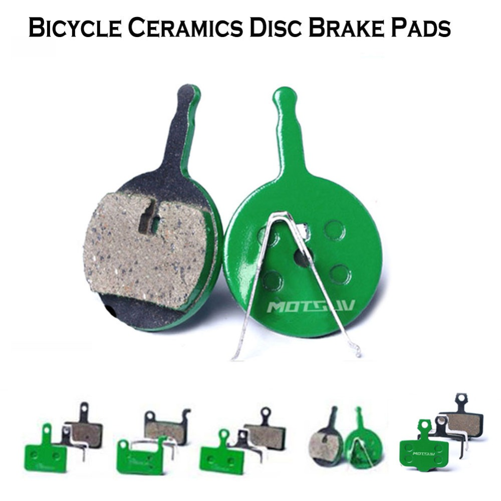 Ceramic Bike Disc Brake Pads MTB Bicycle Dicsc Brake Parts Brake Accessories