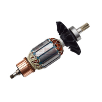 AC220 230V Armature Rotor for BOSCH GBH5 38D GSH388X TSH5000 Electric Hammer Parts