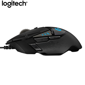 Image 5 - Logitech G502 HERO Professional Gaming Mouse 16000DPI Gaming Programming Mouse Adjustable Light Synchronizatio For Mouse Gamer
