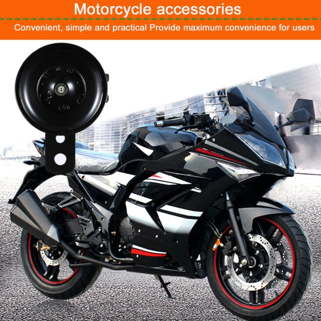 Universal Motorcycle Speakers  4