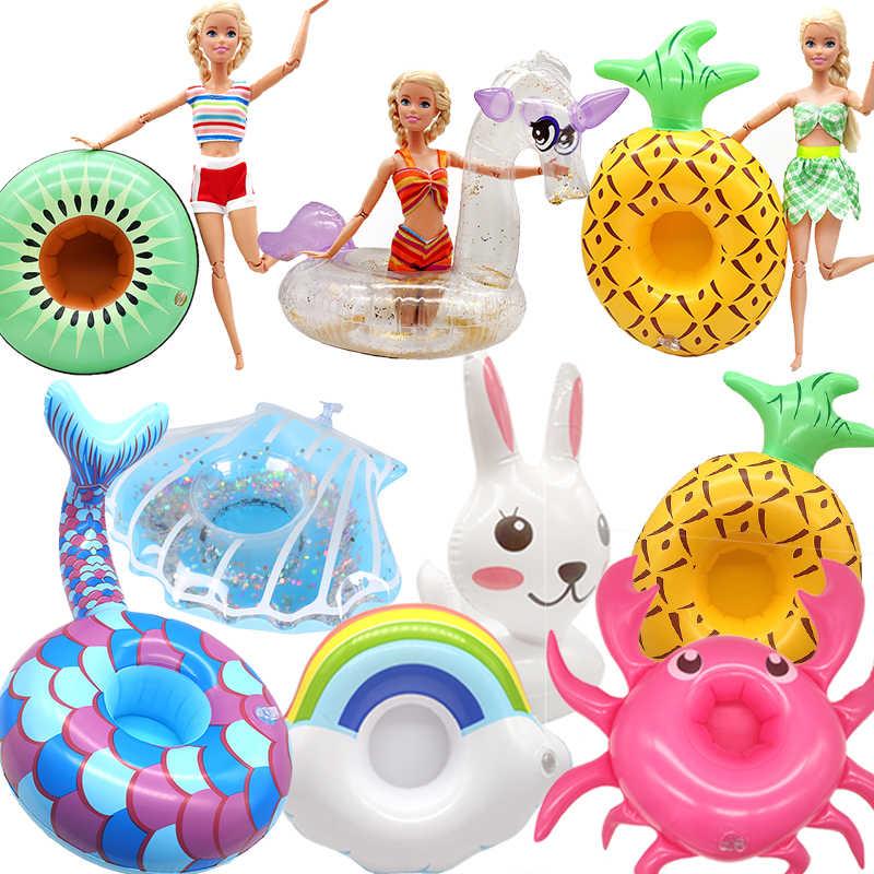 Lifeboya Anillo De Playa Para Muñeca Barbie De Juguete Accesorios De Muñeca Anillo De Natación Para Muñeca Muñeca De Juguete Para Niña Muñecas Aliexpress