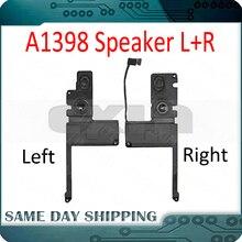 """OEM NEW A1398 Esquerda + Direita Side Speaker Interno para Macbook Pro 15 """"A1398 Speaker L/R Set substituição de 2012 2013 2014 2015 Anos"""