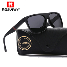 large size Polarized Sunglasses Men New Fashion Eyes Protect Sun Glasses With Ac