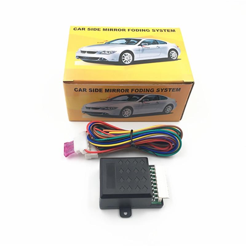 자동차 사이드 리어 뷰 미러 폴더 스프레드 파워 윈도우 클로저 오픈 키트 마즈다 3/CX-4/CX-3 2014