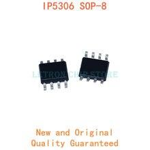 10 pces ip5306 sop8 sop-8 sop soic8 SOIC-8 smd chipset ic novo e original