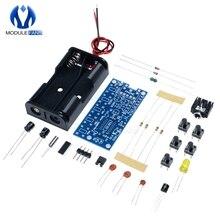 Bezprzewodowy zestaw słuchawkowy Stereo odbiornik radiowy FM moduł PCB FM DIY zestawy elektroniczne 76 MHz-108 MHz DC 1.8 V-3.6 V
