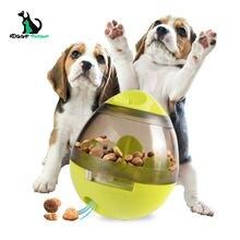 Интерактивная миска для собак и кошек еда лечения мячей смешная
