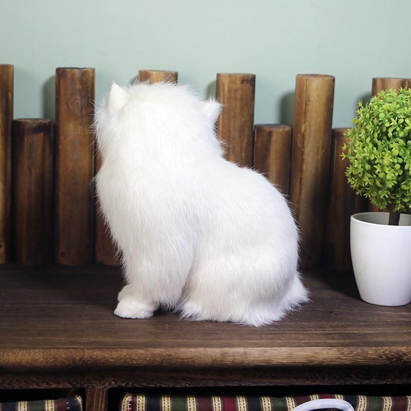 Image 2 - Peluche animaux en peluche modèles de chats réalistes catkids jouets cognitifs poupées de chat réalistes enfants cadeaux décorationAnimaux en peluche   -