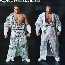 1/6 Scale Ancient warrior Robe Bathrobe Fit 12