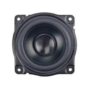 Image 3 - GHXAMP 3 дюймовый 15 Вт длинный ход низкочастотный динамик низкочастотный алюминиевый диафрагменный громкоговоритель DIY для AURA 1 пара