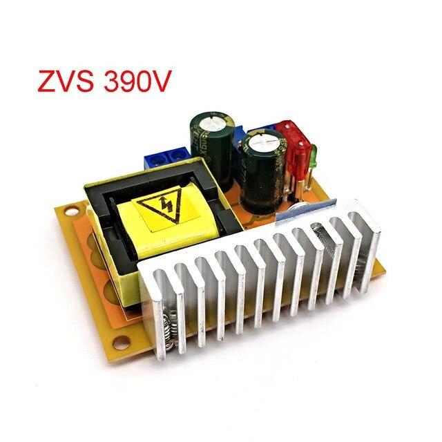 DC DC 8~32V to 45~390V High Voltage Boost Converter ZVS Step up Booster Module