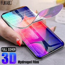 3D Curved Edge Hydrogel Film For One Plus 7 6 7T Pro Full Cover Screen Protector For OnePlus 7 7T Pro 6 6T Soft Film Not Glass(China)
