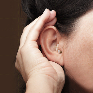 Image 3 - Mini audífono ajustable, ayuda auditiva pequeña en el oído Invisible mejor amplificador de sonido utensilios para el cuidado del oído Dropshipping