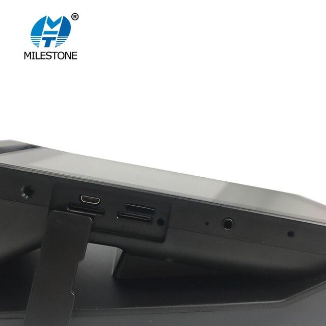 Terminalu POS drukarka termiczna 80 mm 4 cal bluetooth wifi ios android M8