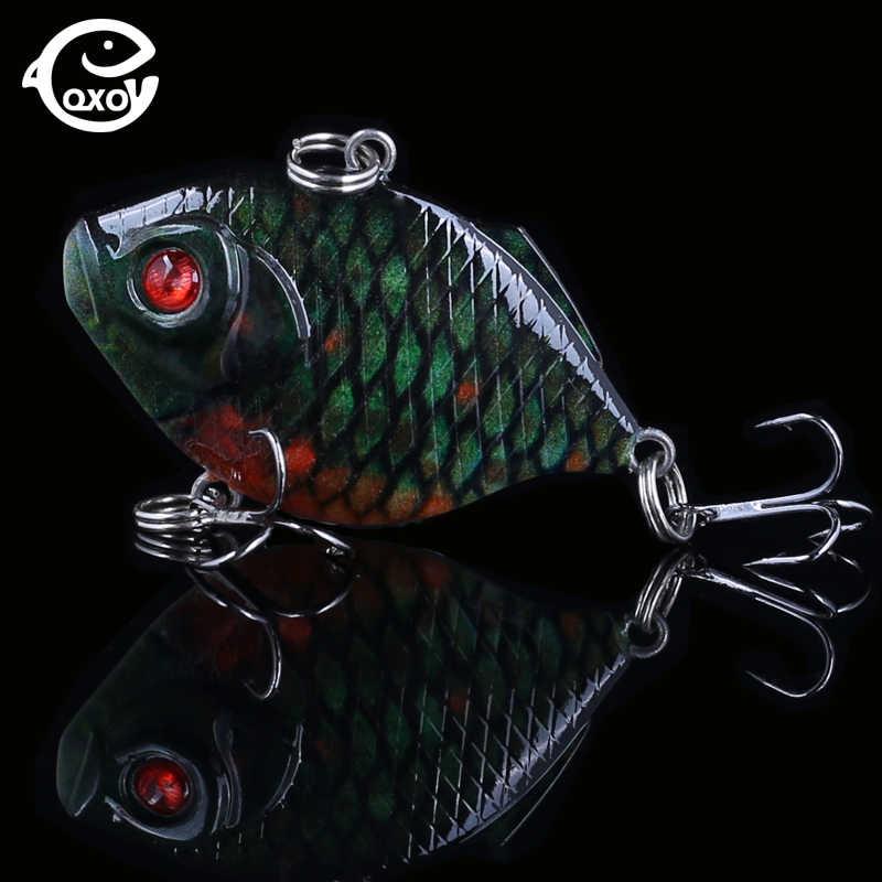 QXO 釣り海アクセサリー小魚 4.5 センチメートル 9 グラムスプーンハードモールド Noeby Vobler ワブラー冬ジギングルアーミノーシャッドルアー